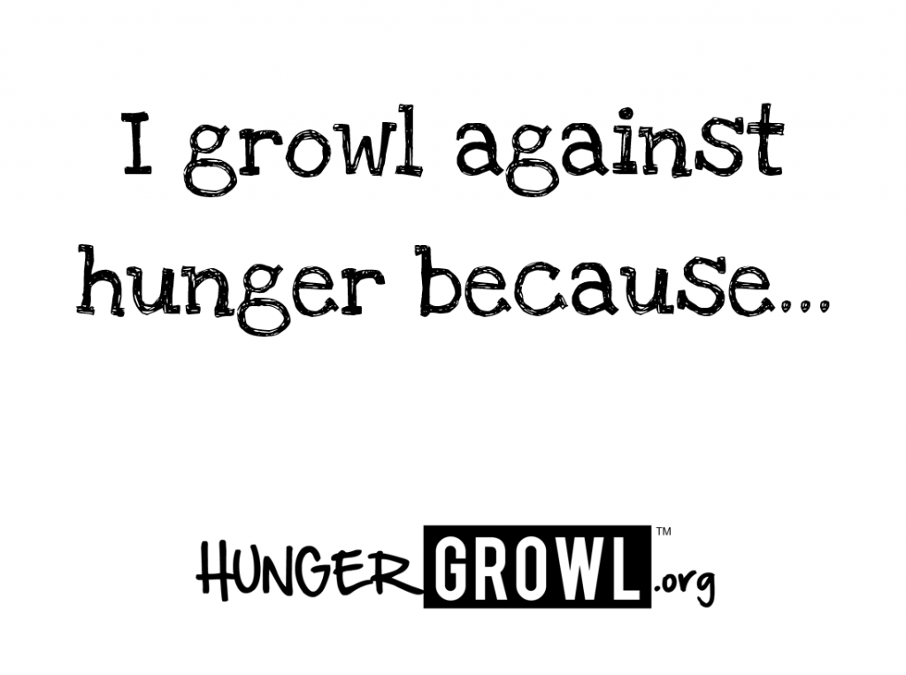 Grow Against Hunger